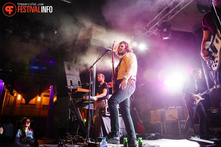 Amber Run op Festival Stille Nacht 2019 foto