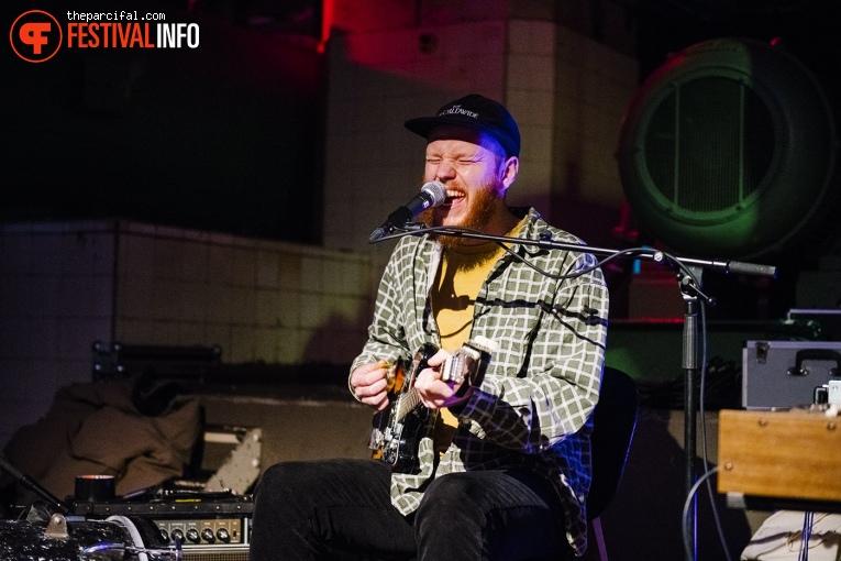 Sean Gascoigne op Festival Stille Nacht 2019 foto