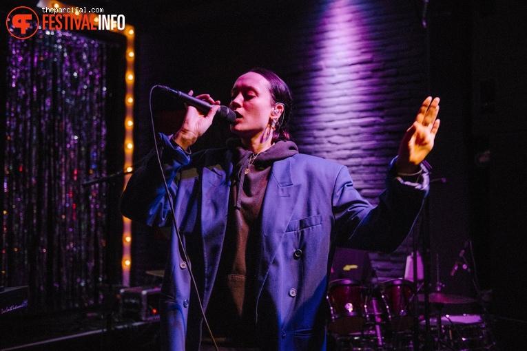 Tessa Dixson op Festival Stille Nacht 2019 foto