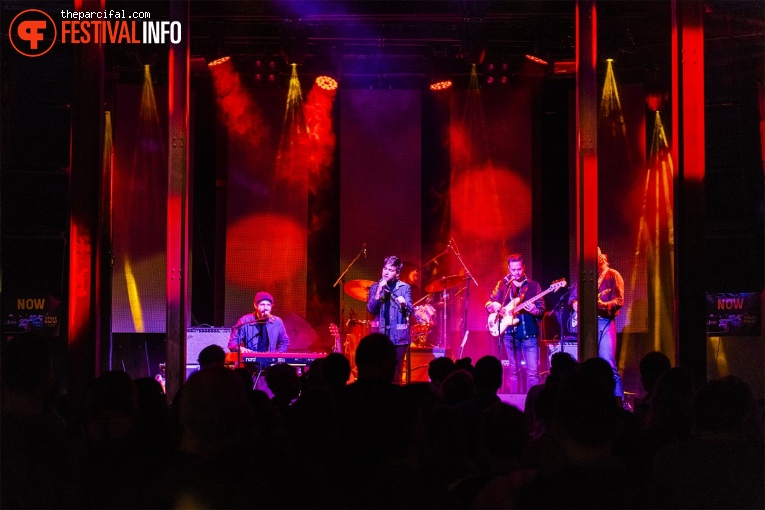 Andrew Combs op Festival Stille Nacht 2019 foto