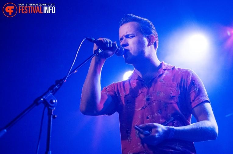 Gumbo Kings op Popronde Eindfeest - 30/11 - Melkweg foto