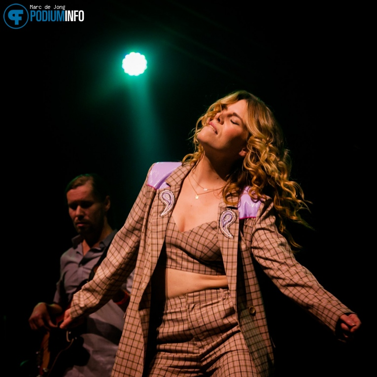 Foto Blackbird op Beth Hart  - 30/11 - AFAS Live