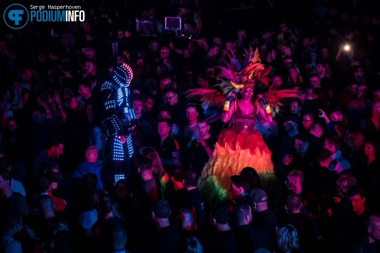 DJ Paul Elstak - 14/12 - Gelredome foto