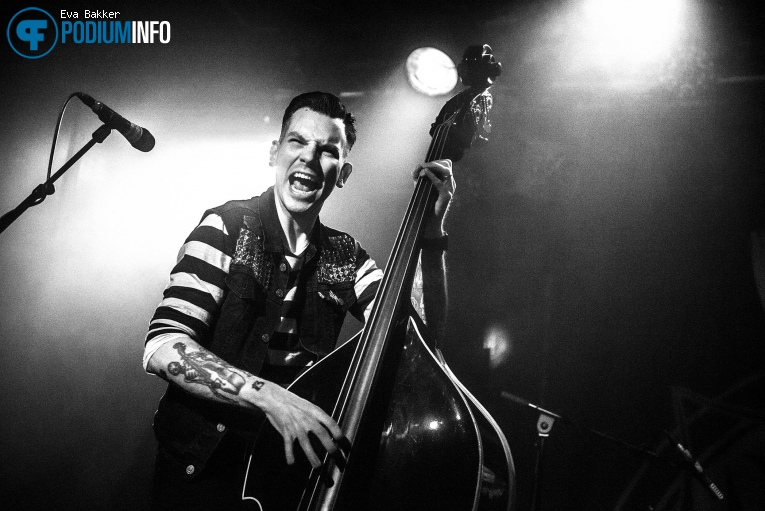 The Brains op The Brains - 10/01 - Merleyn foto
