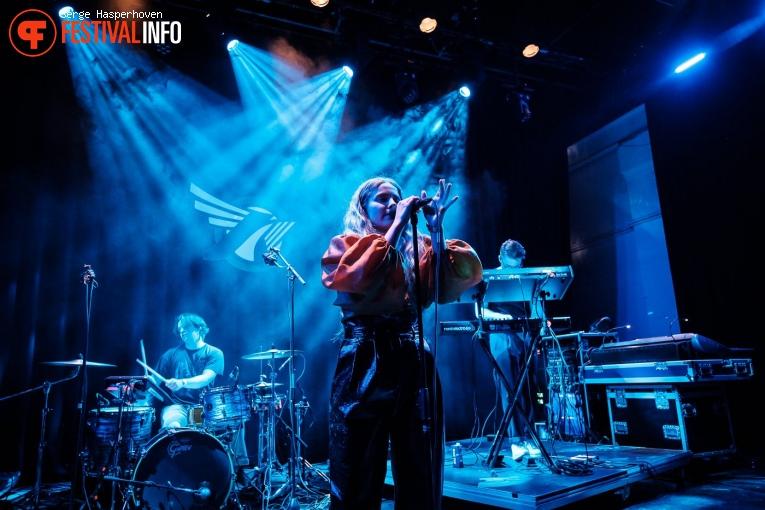 Moyka op Eurosonic Noorderslag 2020 - donderdag foto