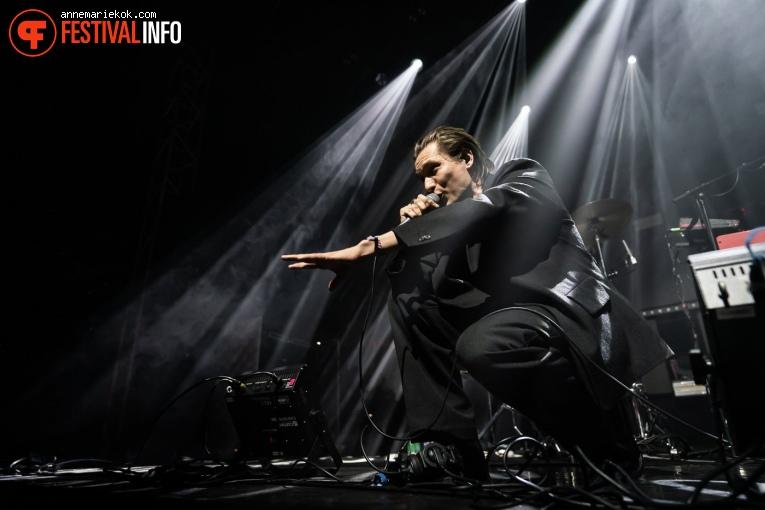 Thomas Azier op Eurosonic Noorderslag 2020 - donderdag foto