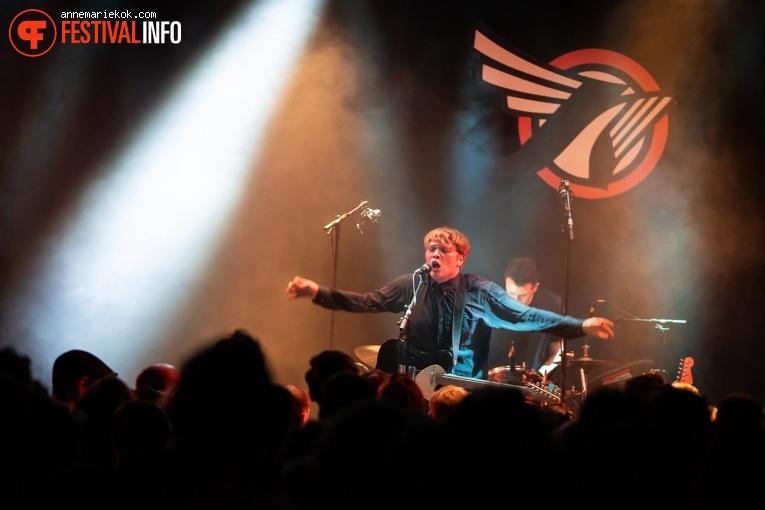 The Howland & The Hum op Eurosonic Noorderslag 2020 - donderdag foto