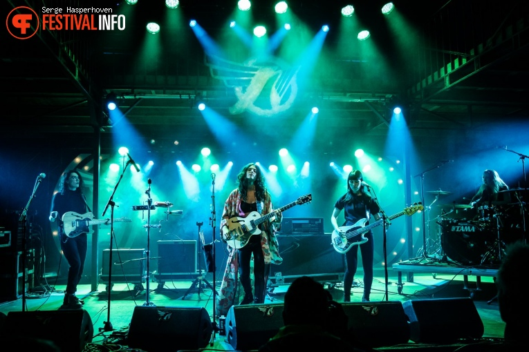 Friedberg op Eurosonic Noorderslag 2020 - donderdag foto