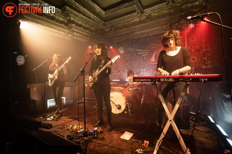 Melenas op Eurosonic Noorderslag 2020 - donderdag foto