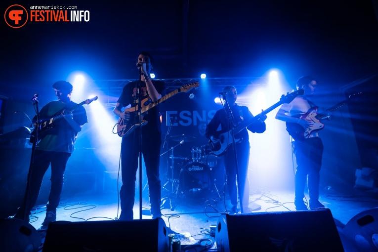Silverbacks op Eurosonic Noorderslag 2020 - donderdag foto