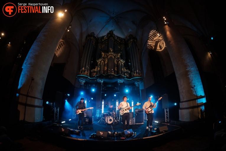 The Snuts op Eurosonic Noorderslag 2020 - donderdag foto