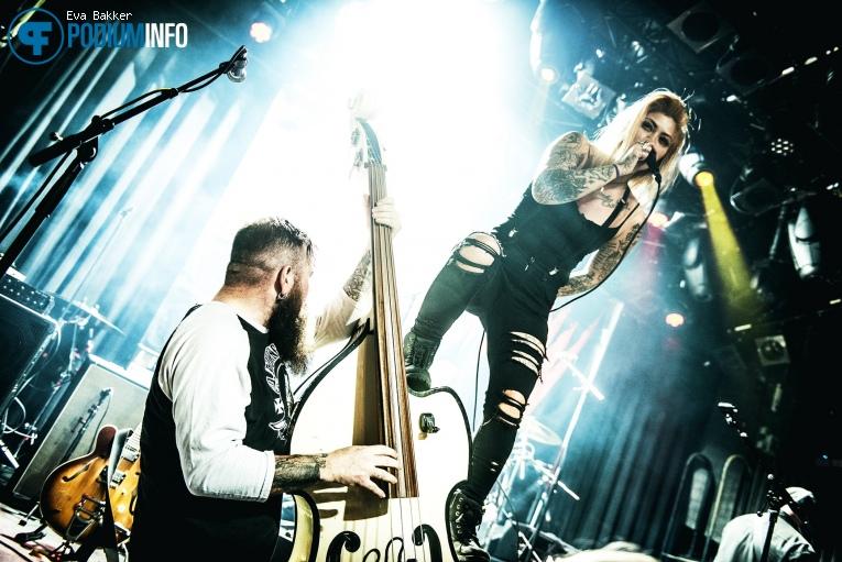 The Creepshow op Anti-Flag - 30/01 - Patronaat foto