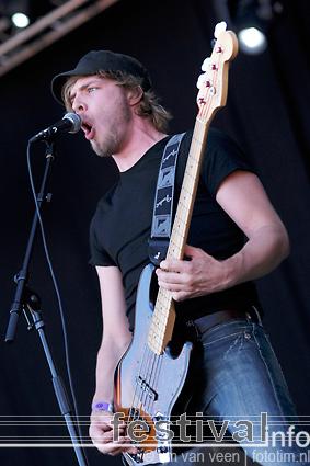 Greyline op Wâldrock 2008 foto