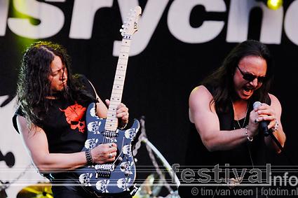 Queensrÿche op Wâldrock 2008 foto