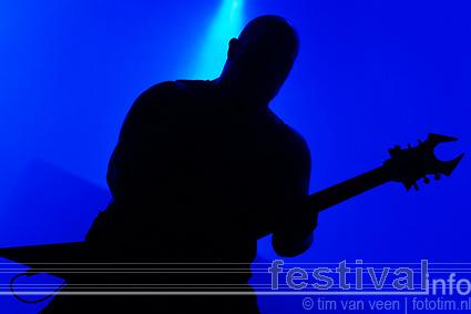 Slayer op Wâldrock 2008 foto