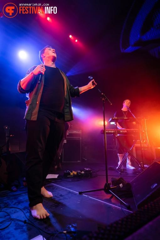 Marius Bear op Eurosonic Noorderslag 2020 - vrijdag foto