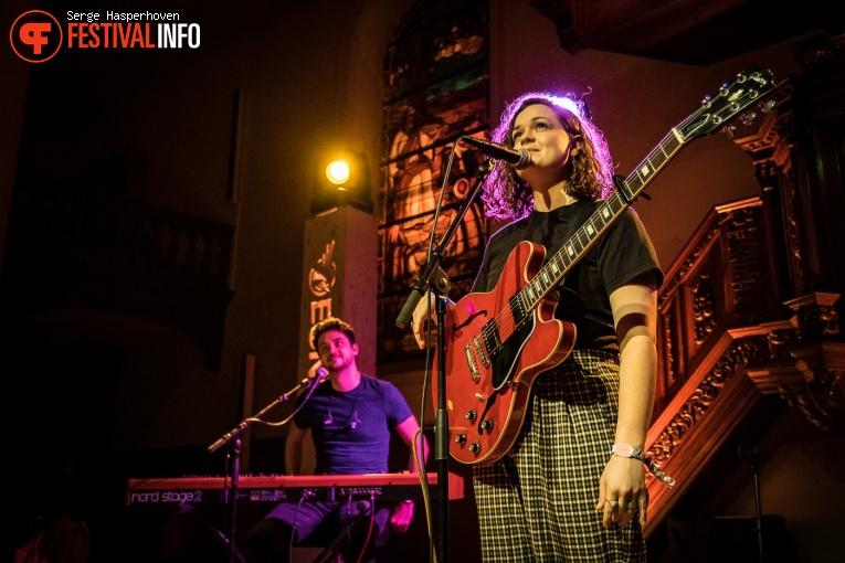 Foto Winnie Raeder op Eurosonic Noorderslag 2020 - vrijdag