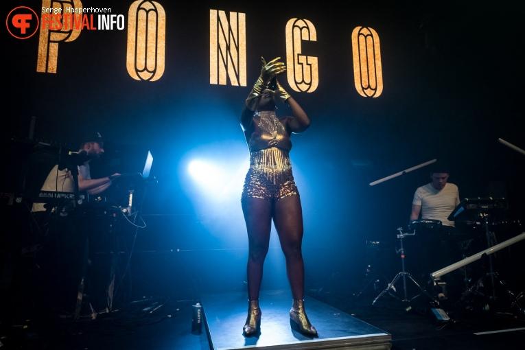 Pongo op Eurosonic Noorderslag 2020 - vrijdag foto