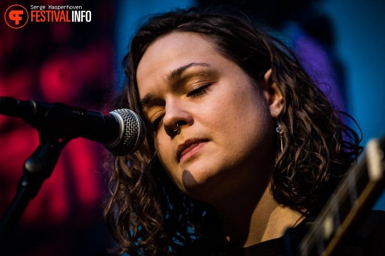 Winnie Raeder op Eurosonic Noorderslag 2020 - vrijdag foto