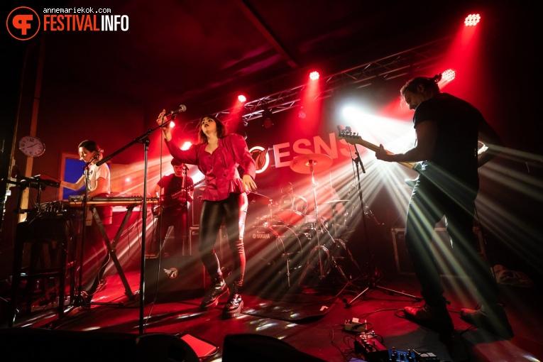Sofia Portanet op Eurosonic Noorderslag 2020 - vrijdag foto