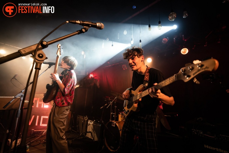 The Vices op Eurosonic Noorderslag 2020 - vrijdag foto