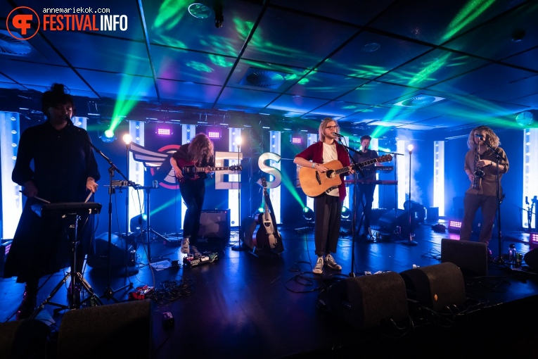 Vic Willems op Eurosonic Noorderslag 2020 - zaterdag foto