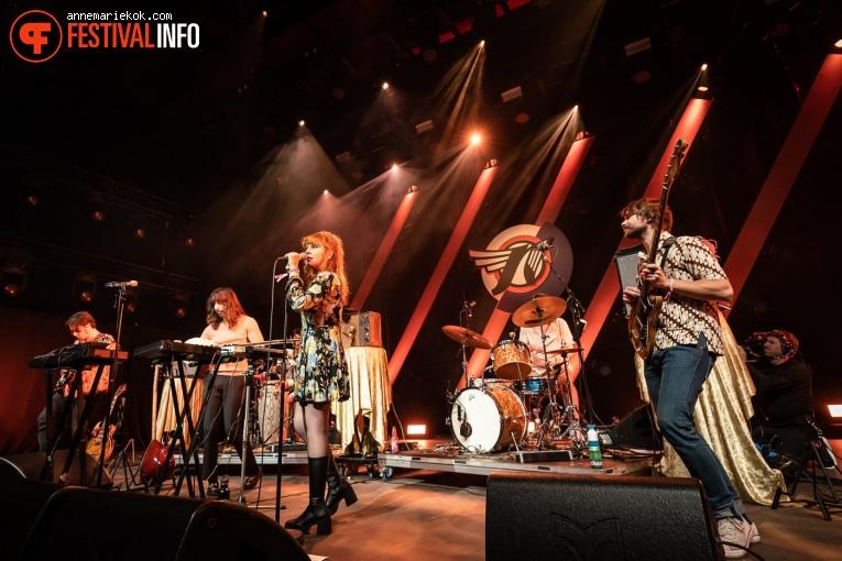 Altın Gün op Eurosonic Noorderslag 2020 - zaterdag foto