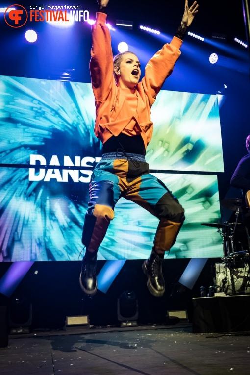 Foto Davina Michelle op Eurosonic Noorderslag 2020 - zaterdag