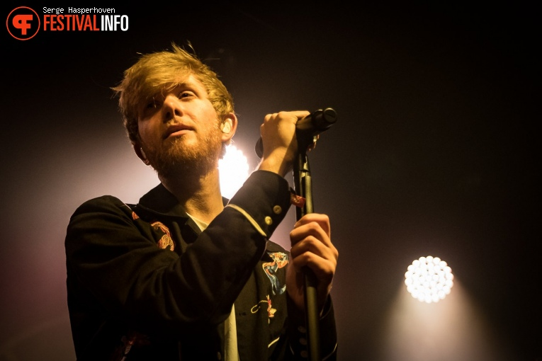 Joe Buck op Eurosonic Noorderslag 2020 - zaterdag foto