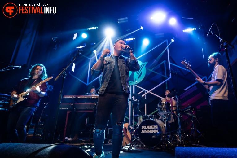 Foto Ruben Annink op Eurosonic Noorderslag 2020 - zaterdag