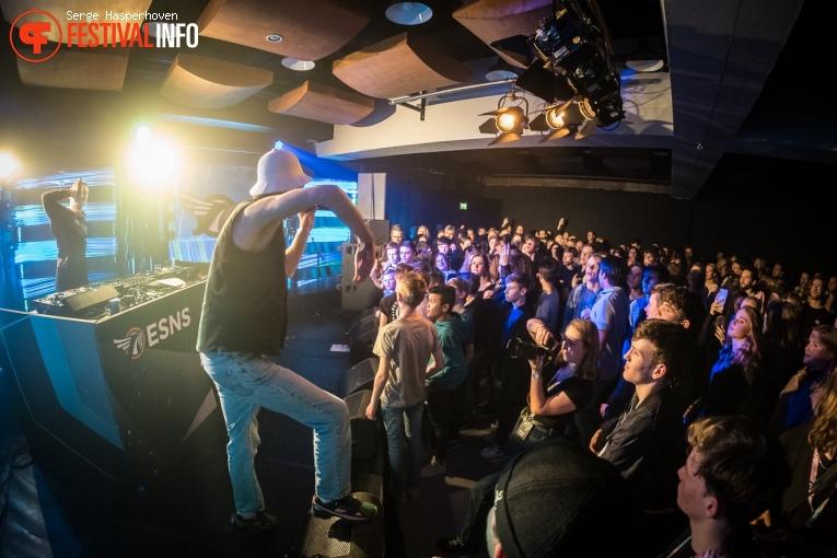 Gotu Jim op Eurosonic Noorderslag 2020 - zaterdag foto