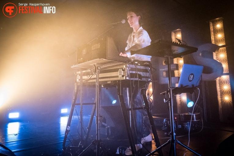 Eva van Manen op Eurosonic Noorderslag 2020 - zaterdag foto