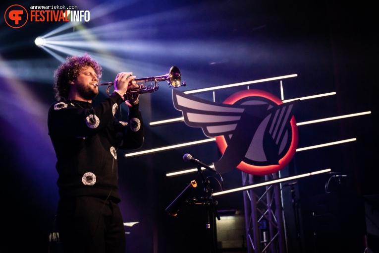 Foto Benny Sings op Eurosonic Noorderslag 2020 - zaterdag