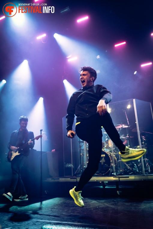 Snelle op Eurosonic Noorderslag 2020 - zaterdag foto