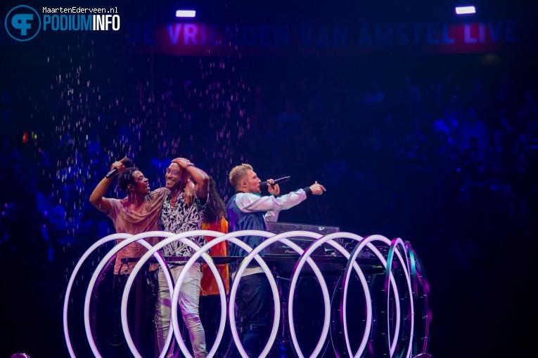 Foto Sunnery James & Ryan Marciano op De Vrienden van Amstel Live 2020