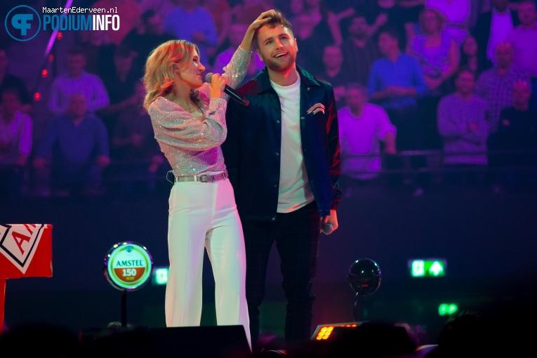 Suzan & Freek op De Vrienden van Amstel Live 2020 foto