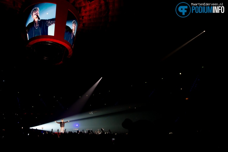Duncan Laurence op De Vrienden van Amstel Live 2020 foto