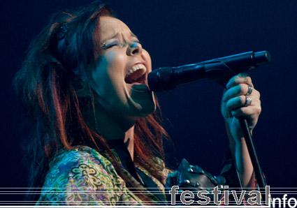 Foto Nightwish op Rock Werchter 2008