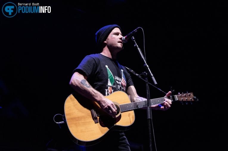 Jesse Ahern op Dropkick Murphys - 01/02 - Ziggo Dome foto