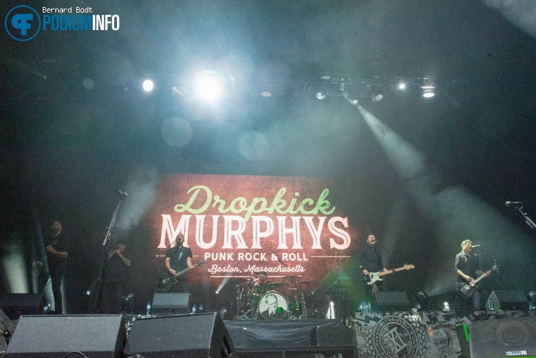 Dropkick Murphys op Dropkick Murphys - 01/02 - Ziggo Dome foto