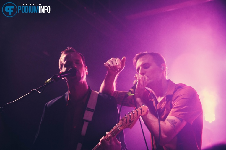 The Maine op The Maine presents The Mirror - 05/02 - Kavka foto