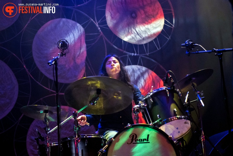 Damo Suzuki op Grauzone 2020 foto