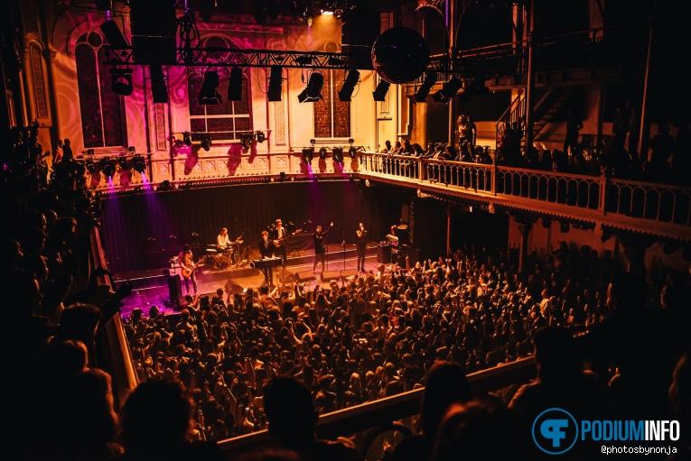 Thijs Boontjes Dans- en Showorkest op Thijs Boontjes Dans- en Showorkest - 14/02 - Paradiso foto