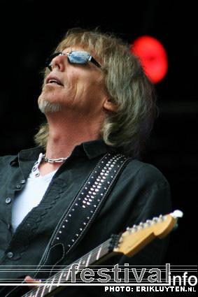Thin Lizzy op Bospop 2008 foto
