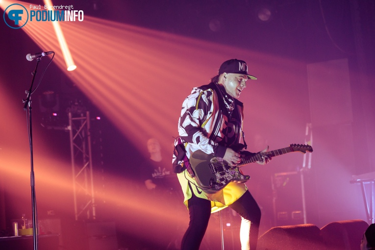 Highly Suspect op Highly Suspect - 27/02 - Melkweg foto