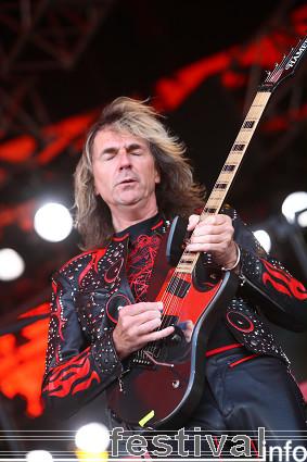 Foto Judas Priest op Roskilde 2008
