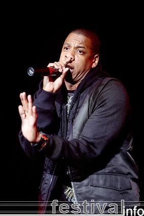 Foto Jay-Z op Roskilde 2008