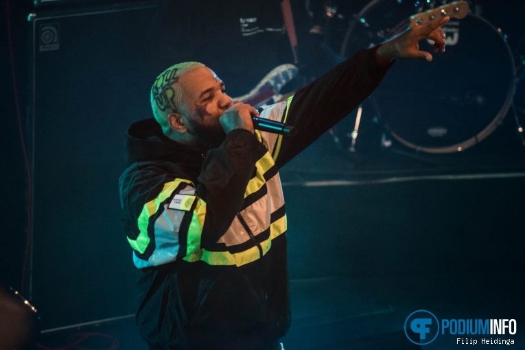Foto The Game op The Game - 18/02 - Hedon