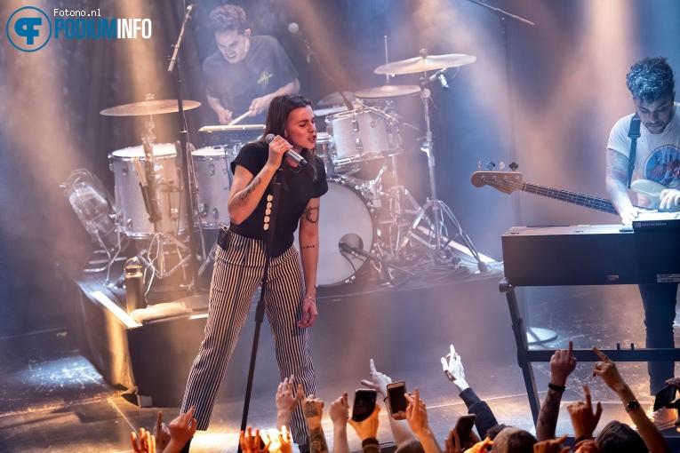 Foto PVRIS op PVRIS - 22/02 - Melkweg