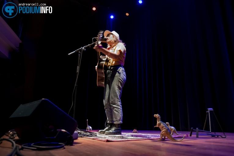 Judy Blank op Sam Lewis - 03/03 - TivoliVredenburg foto